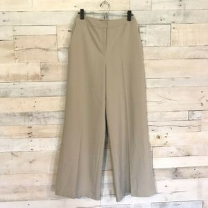 Barbour Land Rover Wide Trousers Dress Pants 6